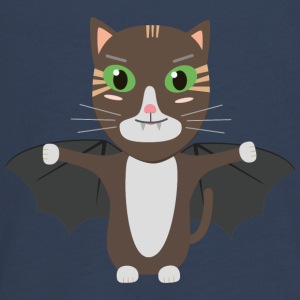 Vampir Kitty Cat Sbqzw Langarmshirts - Teenager Premium Langarmshirt