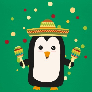 Penguin Mexico Fiesta Sz87f Shirts - Teenage Premium T-Shirt
