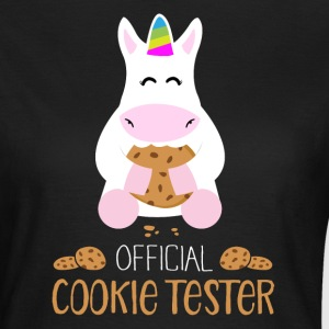 official cookie tester T-Shirts - Frauen T-Shirt