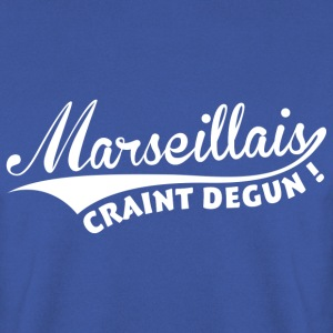 Marseillais craint degun Sweat-shirts - Sweat-shirt Homme