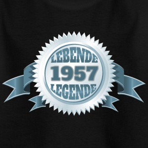 Lebende Legende seit 1957 T-Shirts - Teenager T-Shirt