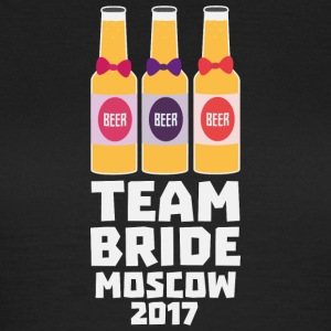 Team Bride Moscow 2017 Sxvv8 T-Shirts - Women's T-Shirt