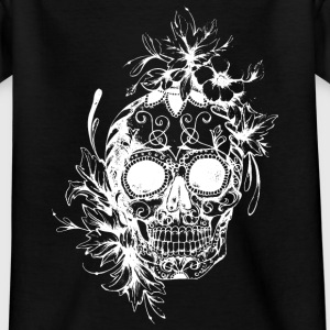 Totenkopf T-Shirts - Teenager T-Shirt
