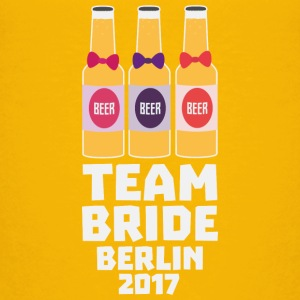 Team Bride Berlin 2017 Sqgh9 Shirts - Kids' Premium T-Shirt