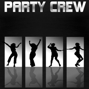 Party Crew T-Shirts - Frauen Premium T-Shirt