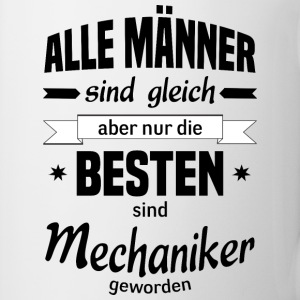 Cooles Design für alle Mechaniker! - Tasse