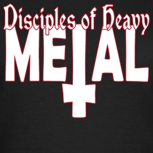 Disciple of Metal  - Women's T-Shirt