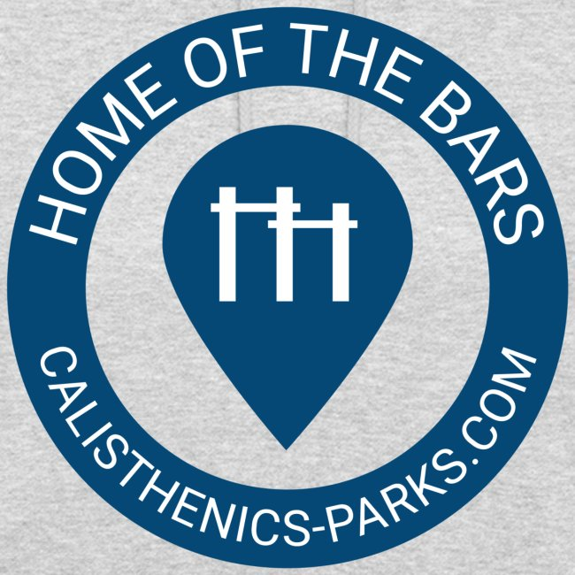 Calisthenics Parks - Mens - Hoodie