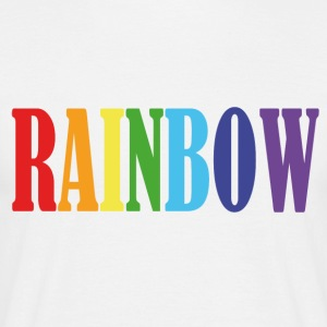 Rainbow - T-shirt Homme