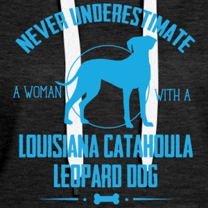 Dog Catahoula Cur NUW Hoodies & Sweatshirts - Women's Premium Hoodie