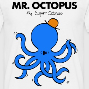 MR. OCTOPUS Tee shirts - T-shirt Homme