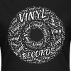 Vinyl Records - Women's T-Shirt