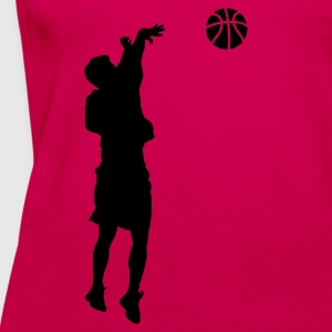BASKETBALL PLAYER Tops - Women's Premium Tank Top
