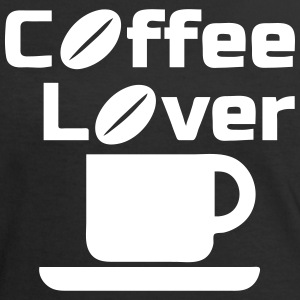 Coffee Lover - Frauen Kontrast-T-Shirt