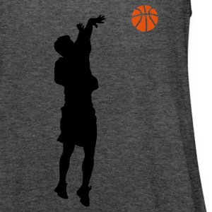 BASKETBALL PLAYER Tops - Women's Tank Top by Bella