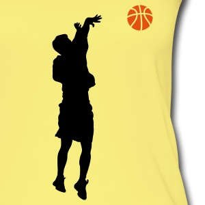 BASKETBALL PLAYER Tops - Women's Organic Tank Top