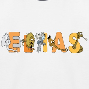 Elias T-Shirts - Kinder Baseball T-Shirt