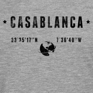 Casablanca Long sleeve shirts - Men's Premium Longsleeve Shirt