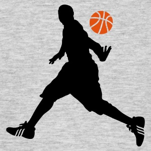 BASKETBALL PLAYER MOVE - Men's T-Shirt