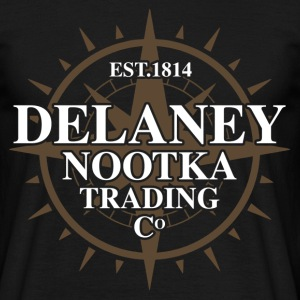 Delaney Nootka Trading Co T-Shirts - Men's T-Shirt