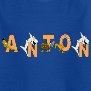 Anton T-Shirts - Teenager T-Shirt