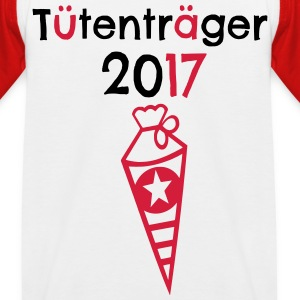 Tütenträger 2017 T-Shirts - Kinder Baseball T-Shirt