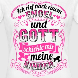 Kinder sind Engel T-Shirts - Frauen T-Shirt