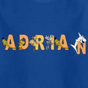 Adrian T-Shirts - Teenager T-Shirt