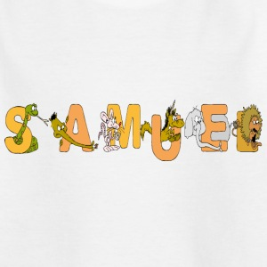 Samuel T-Shirts - Teenager T-Shirt