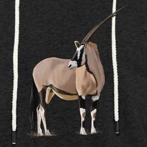 Gazelle Hoodies & Sweatshirts - Light Unisex Sweatshirt Hoodie