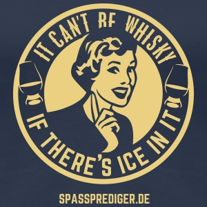 No ice! T-Shirts - Women's Premium T-Shirt
