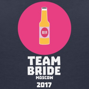 Team bride Moscow 2017 Henparty S0x6t T-Shirts - Women's V-Neck T-Shirt