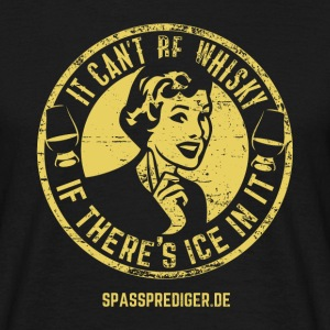 No ice! T-shirts - Mannen T-shirt