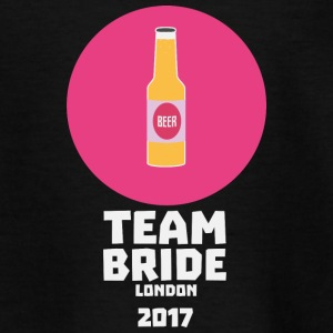 Team-Braut London 2017 Henparty S9ih7 T-Shirts - Kinder T-Shirt