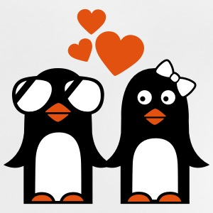 pinguine liebe valentinstag Baby T-Shirts - Baby T-Shirt