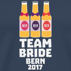 Team Bride Bern 2017 S6xh1 T-Shirts - Men's Premium T-Shirt