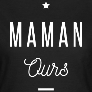 MAMAN OURS Tee shirts - T-shirt Femme
