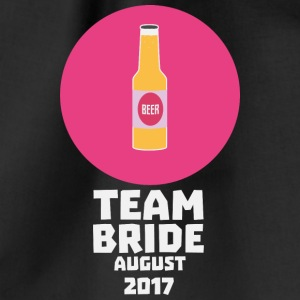 Team bride August 2017 Henparty Scck2 Bags & Backpacks - Drawstring Bag