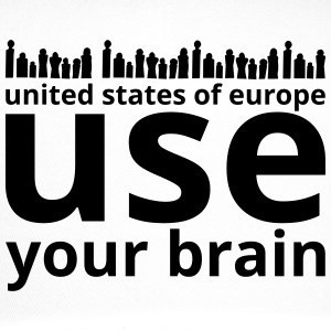 united states of europe - use your brain! - Trucker Cap