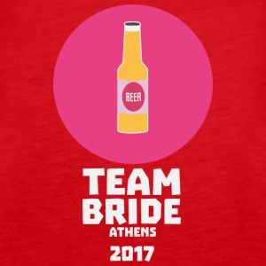 Team bride Athens 2017 Henparty S04h4 Tops - Women's Premium Tank Top