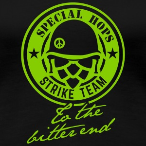 Special Hops Strike Team - Frauen Premium T-Shirt