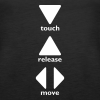 Touch Release Move - Women's Premium Tank Top