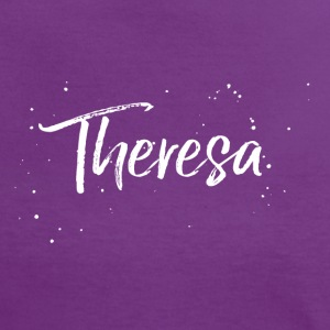 Theresa T-Shirts - Frauen Kontrast-T-Shirt