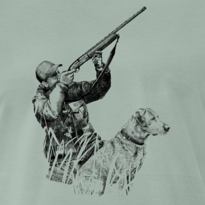 Hunter T-Shirts - Men's Premium T-Shirt