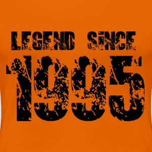 Legend since 1995 T-Shirts - Frauen Premium T-Shirt