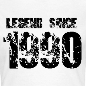 Legend since 1990 T-Shirts - Frauen T-Shirt