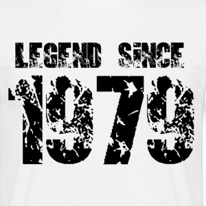 Legend since 1979 T-Shirts - Männer T-Shirt