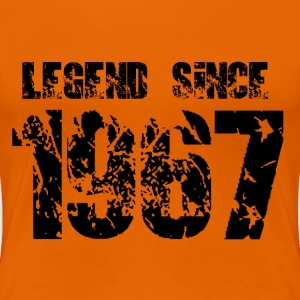 Legend since 1967 T-Shirts - Frauen Premium T-Shirt