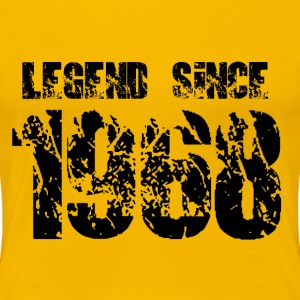 Legend since 1968 T-Shirts - Frauen Premium T-Shirt