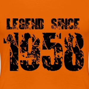 Legend since 1958 T-Shirts - Frauen Premium T-Shirt